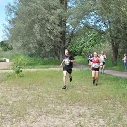 42. ümber Harku järve jooks - Annika Rihma (22), Leonid Latsepov (397)