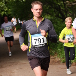 42. ümber Harku järve jooks - Armin Soosalu (791)