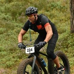 19. Jõulumäe Rattamaraton - Heikki Suokas (224)