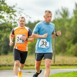 46. jooks ümber Ülemiste järve - Ando Hermsalu (33), Andero Arak (242)