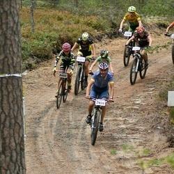 19. Jõulumäe Rattamaraton - Laura-Lizette Sander (2450), Sven-Erik Nõmtak (2458)
