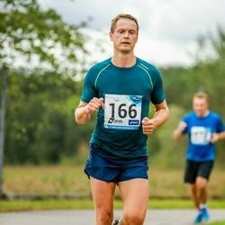 46. jooks ümber Ülemiste järve - Armin Soosalu (166)
