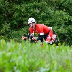 Triathlon Estonia - Cédric Largajolli (14)