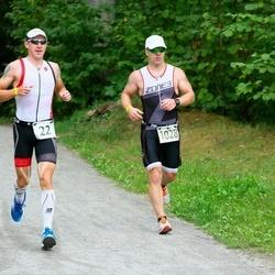 Triathlon Estonia - Merko Vaga (22), Ardo Virkebau (1028)