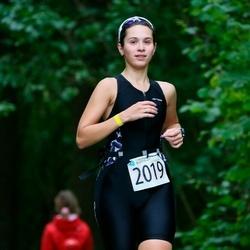 Triathlon Estonia - Polina Ershova (2019)