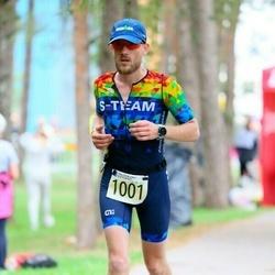 Triathlon Estonia - Sergei Polikarpov (1001)