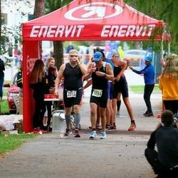 Triathlon Estonia - Toomas Zaletajev (1034), Arto Kivimäki (2015)