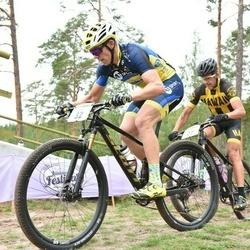 19. Jõulumäe Rattamaraton - Virgo Karu (27), Magnus Krusemann (32)