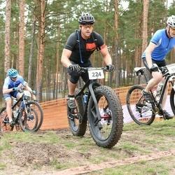 19. Jõulumäe Rattamaraton - Kalev Sildaru (110), Heikki Suokas (224)