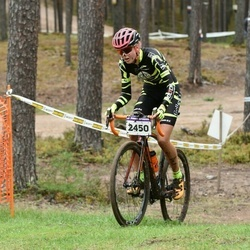 19. Jõulumäe Rattamaraton - Laura-Lizette Sander (2450)
