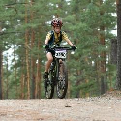 19. Jõulumäe Rattamaraton - Oskar-Robert Tagel (2090)