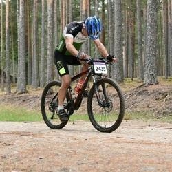 19. Jõulumäe Rattamaraton - Mati Kallemets (2435)