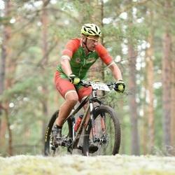 19. Jõulumäe Rattamaraton - Rinaldo Teder (74)