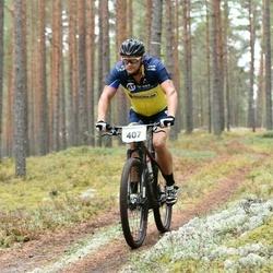 19. Jõulumäe Rattamaraton - Karmo Pajanin (407)