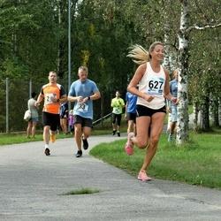 46. jooks ümber Ülemiste järve - Ando Hermsalu (33), Mari Sauga (627)