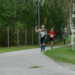 46. jooks ümber Ülemiste järve - Artjom Prus (571), Kaido Rosin (611)