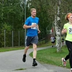 46. jooks ümber Ülemiste järve - Artur Jesse (183), Järvi Valter (288)