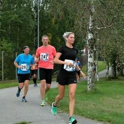 46. jooks ümber Ülemiste järve - Armin Soosalu (166), Kalev Truusalu (747)