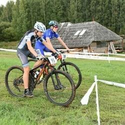 Husqvarna Eesti Olümpiakrossi karikasari VI etapp - Romet Pajur (78), Johann Mattias Puuorg (95)