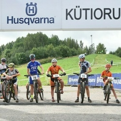 Husqvarna Eesti Olümpiakrossi karikasari VI etapp - Romet Pajur (78), Virgo Mitt (90), Johann Mattias Puuorg (95)