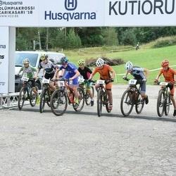 Husqvarna Eesti Olümpiakrossi karikasari VI etapp - Romet Pajur (78), Gevert Aola (86), Virgo Mitt (90), Johann Mattias Puuorg (95), Matthias Mõttus (201)