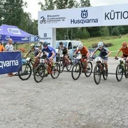 Husqvarna Eesti Olümpiakrossi karikasari VI etapp - Romet Pajur (78), Johann Mattias Puuorg (95), Matthias Mõttus (201)