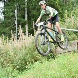 Husqvarna Eesti Olümpiakrossi karikasari VI etapp - Markus Mäeuibo (190)