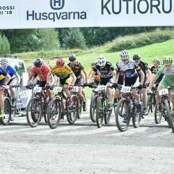 Husqvarna Eesti Olümpiakrossi karikasari VI etapp - Armin Pilv (23), Magnus Krusemann (69), Markus Pajur (104), Kaur Ojala (140), Viljar Kannimäe (205)