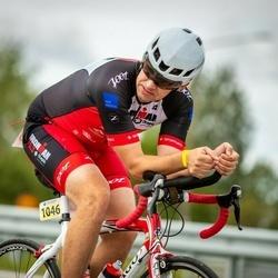 Triathlon Estonia - Dāvis Sirmais (1046)