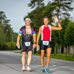 Triathlon Estonia - Indrek Pak (3), Teemu Lehto (46)
