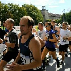 Jüri Jaansoni Kahe Silla jooks - Jaanus Bauman (81), Brit Rammul (113), Tõnu Mändma (133), Indrek Oja (154)