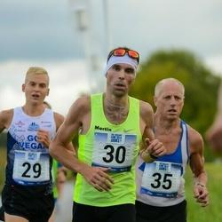 Jüri Jaansoni Kahe Silla jooks - Martin Tarkpea (30), Ago Veilberg (35)