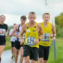 Jüri Jaansoni Kahe Silla jooks - Marko Tutt (181), Ando Hermsalu (525)