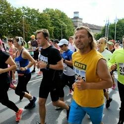 Jüri Jaansoni Kahe Silla jooks - Brian Sepp (2032), Aloha Tom (2066)