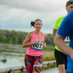 Jüri Jaansoni Kahe Silla jooks - Annely Ahtma (607)