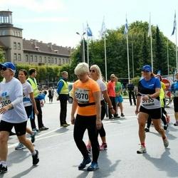 Jüri Jaansoni Kahe Silla jooks - Olga Abramova (3004), Annika Jansikene (3070), Anita Kuldsalu (3141), Elis Massu (3207), Olga Žurbi (3359)