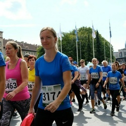 Jüri Jaansoni Kahe Silla jooks - Leeni Almosen (3009), Malle Leetsaar (3174), Anna Kristiina Lätt (3197), Liilia Mänd (3226), Birgit Padur (3245), Sirli Seegar (3332)
