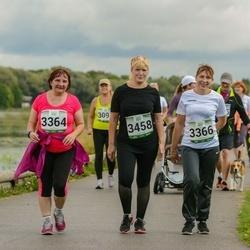 Jüri Jaansoni Kahe Silla jooks - Külli Talts (3364), Anneli Talts (3366), Liivi Künnapas (3458)
