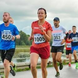 Jüri Jaansoni Kahe Silla jooks - Jaanis Otsla (353), Andre Salundi (450), Johanna Vironmäki (1005)