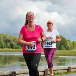 Jüri Jaansoni Kahe Silla jooks - Anna Maria Raspel (380)