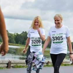 Jüri Jaansoni Kahe Silla jooks - Annika Merelaid (3209), Alla Reiland (3305)