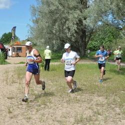 42. ümber Harku järve jooks - Toomas Pärnassalu (25), Alar Lehesmets (402)