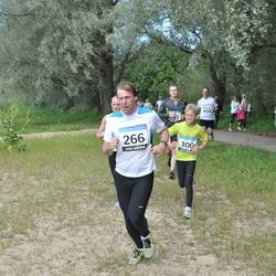 42. ümber Harku järve jooks - Oliver Jaakson (266), Carl-Robert Kallaste (300)