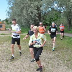 42. ümber Harku järve jooks - Andra Puusepp (542), Ants Rikberg (579)