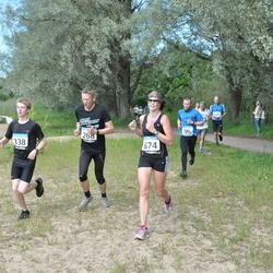 42. ümber Harku järve jooks - Erko Kivro (96), Aivar Jaeski (268), Markus Kitt (338), Age Tiidermann (674)
