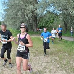 42. ümber Harku järve jooks - Erko Kivro (96), Serafim Lapõnin (395), Age Tiidermann (674)