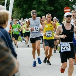 Jüri Jaansoni Kahe Silla jooks - Kari Hietamies (132), Ando Hermsalu (525)
