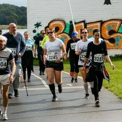 Jüri Jaansoni Kahe Silla jooks - Birgit Padur (3245), Aigi Puust (3281)