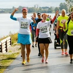 Jüri Jaansoni Kahe Silla jooks - Moonika Arakas (3015), Alvi Kruusimaa (3127)
