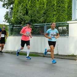 Jüri Jaansoni Kahe Silla jooks - Jüri Rea (618), Anita Sermandi (766), Helen Järveots (1184), Silver Parrol (1277)